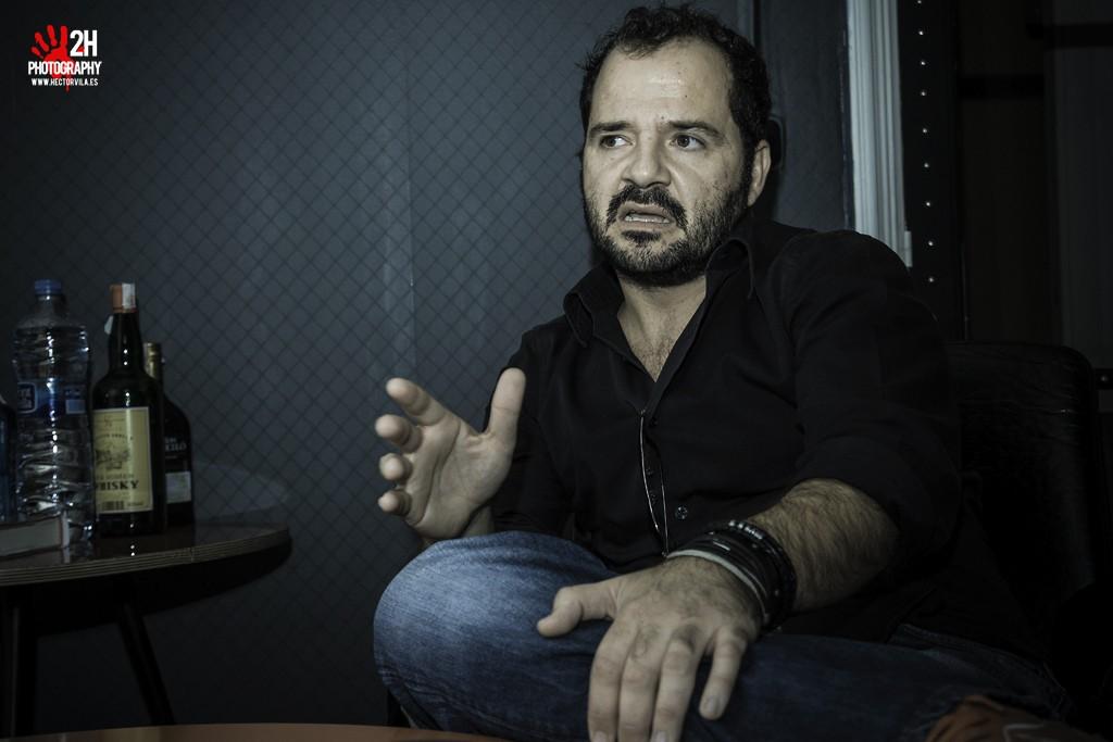 Entrevista a Angel Martin para Cambio 16