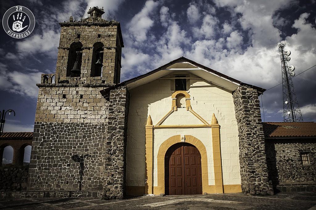 Iglesia colonial de Santo Domingo