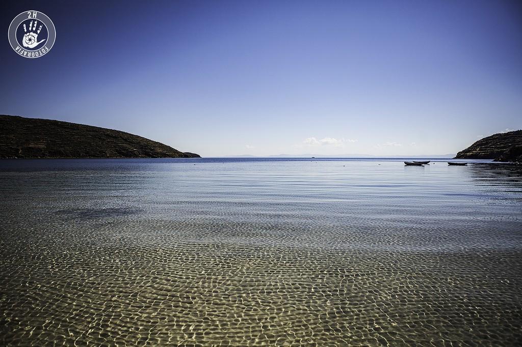 Playas de la Isla del Sol