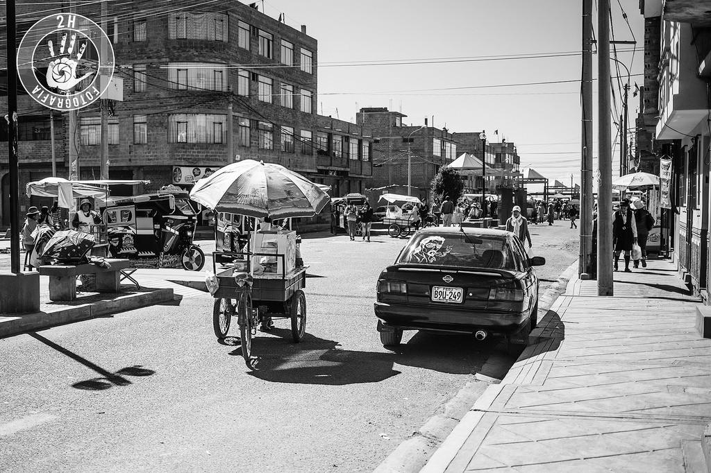 Cevichería callejera