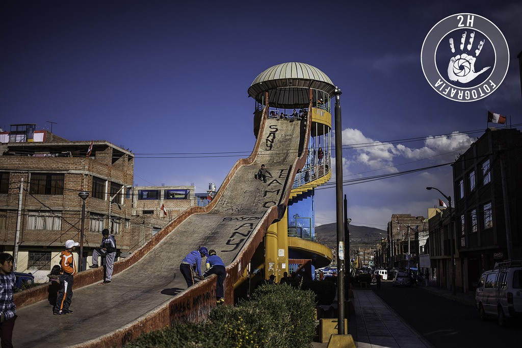 Tobogán de Puno