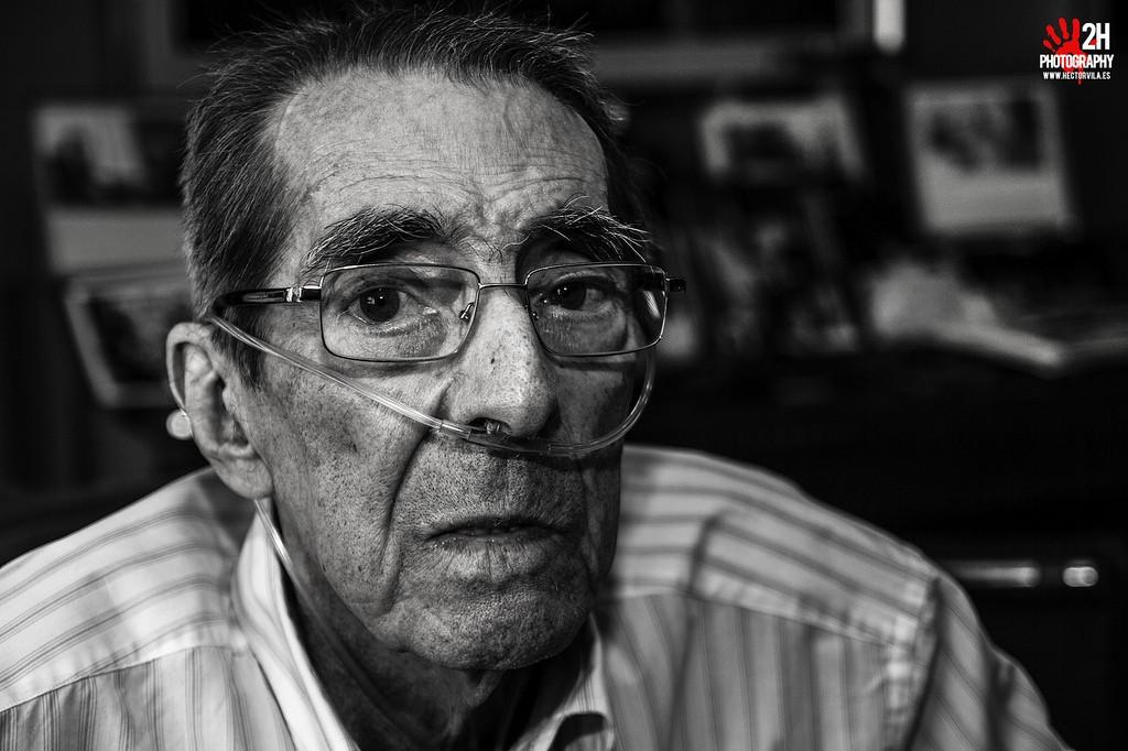 Enrique Meneses para la Revista Argentia. Foto: Héctor Vila