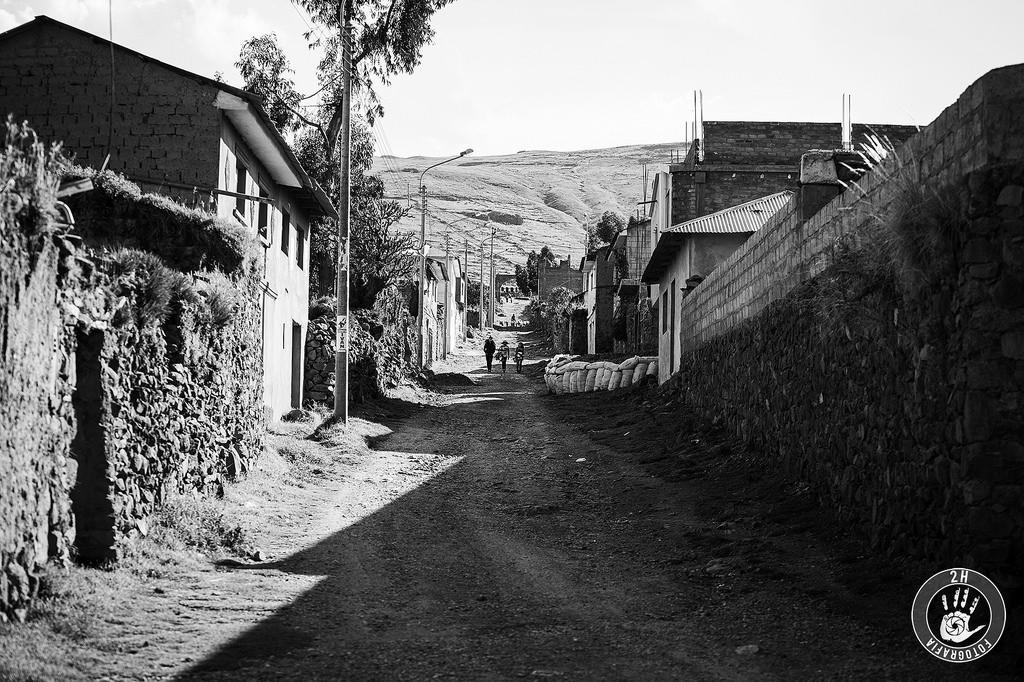 Calles de Chucuito