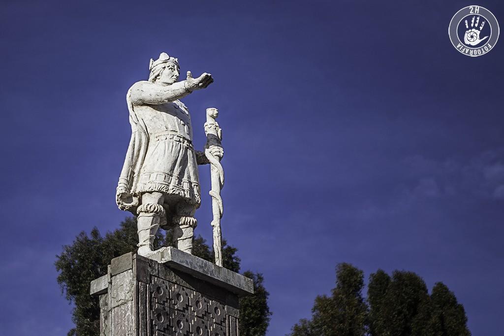 Plaza de Armas de Amantaní